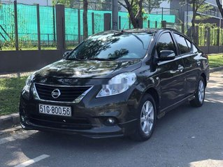 Bán Nissan Sunny 2018, màu đen còn mới