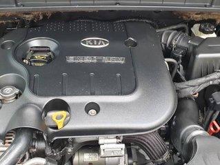 Xe Kia Carens CRDI 2.0 AT năm 2008, màu xám, nhập khẩu nguyên chiếc số tự động