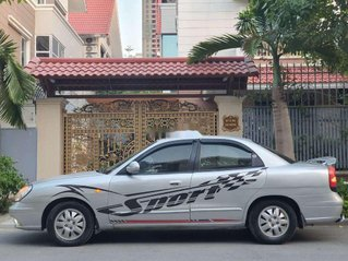 Chính chủ bán ô tô Daewoo Nubira đời 2005, màu bạc, nhập khẩu