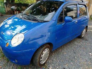 Bán ô tô Daewoo Matiz đời 2005, màu xanh biển