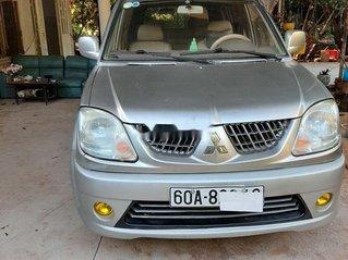Xe Mitsubishi Jolie năm 2006, màu bạc, nhập khẩu còn mới