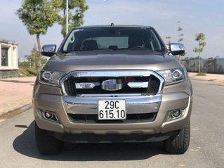 Bán ô tô Ford Ranger đời 2015, màu nâu, nhập khẩu