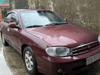 Cần bán gấp Kia Spectra đời 2006, màu đỏ số sàn, giá 98tr
