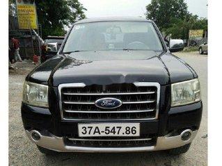 Bán ô tô Ford Everest 2008, màu đen, xe nhập chính chủ, giá tốt