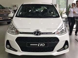 Bán xe Hyundai Grand i10 sản xuất năm 2020, màu trắng