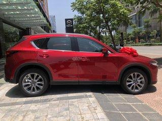 Bán All New Mazda CX-5 2020, màu đỏ
