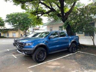 Cần bán Ford Ranger Raptor 2018, màu xanh lam giá cả hợp lý