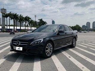 Mercedes-Benz C200 2016 siêu chất, màu đen