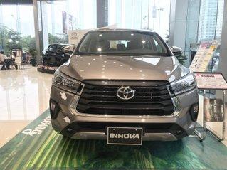 Toyota Innova 2021 hoàn toàn mới sẵn xe - giao ngay, liên hệ để được báo giá tốt nhất thị trường