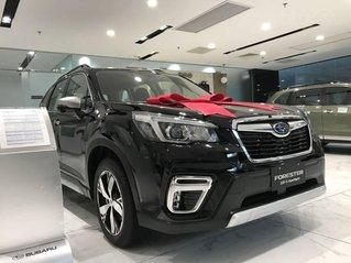 Subaru Forester i-S màu đen 2020 ưu đãi 149 triệu tặng ngay 50 triệu phụ kiện chỉ có tại Subaru Bình Triệu