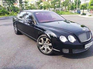 Bán Bentley Continental năm sản xuất 2005, màu đen, xe nhập
