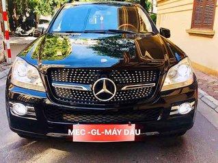 Cần bán lại xe Mercedes GL320 4Matic năm 2007, màu đen, nhập khẩu nguyên chiếc số tự động