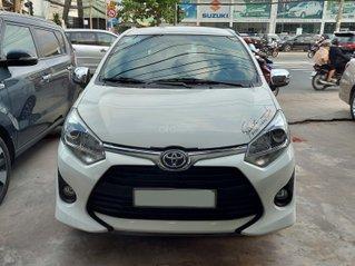 Bán Toyota Wigo 1.2 MT sx 2019, số sàn, xe rất đẹp, bao test hãng, có trả góp