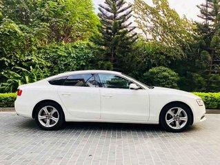 Cần bán lại xe Audi A5 Sportback 2.0 sản xuất năm 2014, màu trắng, xe nhập
