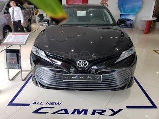 Toyota Tây Ninh bán xe Toyota Camry giá tốt, khuyến mãi khủng, hỗ trợ 80% trả góp, xe giao ngay