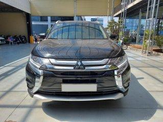 Mitsubishi Outlander 2.0CVT sx 2019, số tự động, màu đen, xe gia đình sử dụng cực đẹp, có trả góp