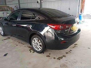 Bán xe Mazda 3 đời 2016, màu đen