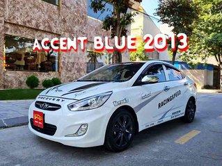 Bán Hyundai Accent đời 2013, màu trắng, nhập khẩu số sàn, 345 triệu