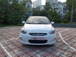 Cần bán Hyundai Accent đời 2014, màu trắng chính chủ