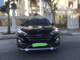 Bán ô tô Hyundai Tucson 2018, màu đen, nhập khẩu chính chủ
