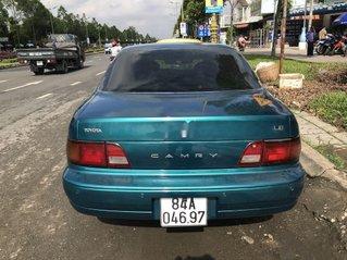 Bán Toyota Camry đời 1993, màu xanh lục, nhập khẩu chính chủ, giá 139tr