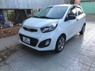 Bán Kia Morning 2013, màu trắng, nhập khẩu nguyên chiếc xe gia đình