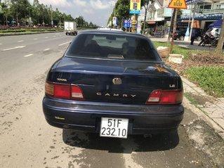 Bán Toyota Camry 1992, màu xanh lam, xe nhập chính chủ