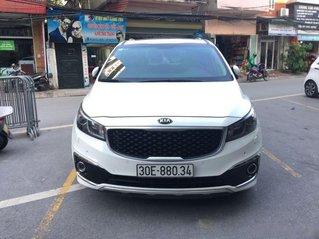 Cần bán lại xe Kia Sedona năm sản xuất 2016, màu trắng còn mới, 760tr