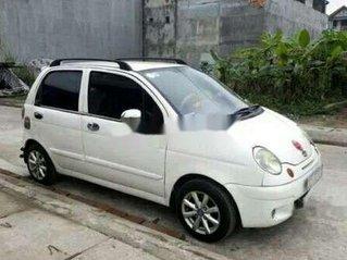 Bán ô tô Daewoo Matiz đời 2005, màu trắng