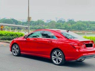 Bán Mercedes CLA 200 sản xuất 2018, màu đỏ, nhập khẩu nguyên chiếc