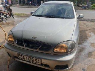 Cần bán xe Daewoo Lanos sản xuất năm 2001, màu bạc chính chủ, 50tr