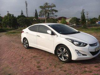 Cần bán xe Hyundai Elantra đời 2014, màu trắng, xe nhập chính chủ