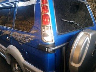 Bán Mitsubishi Jolie đời 2004, màu xanh lam, xe nhập, 7 chỗ ngồi
