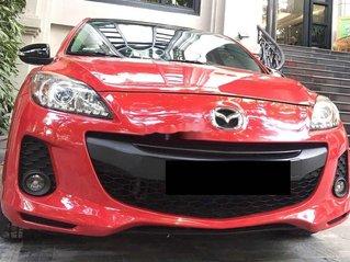 Bán Mazda 3 đời 2014, màu đỏ như mới