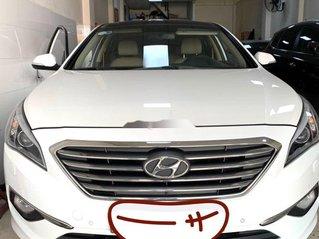 Bán Hyundai Sonata năm sản xuất 2016, màu trắng, nhập khẩu số tự động