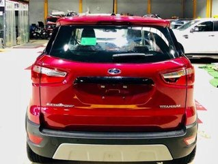 Bán ô tô Ford EcoSport sản xuất năm 2020, màu đỏ, xe nhập, giá 579tr