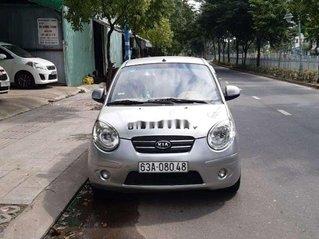 Cần bán xe Kia Morning đời 2009, màu bạc chính chủ
