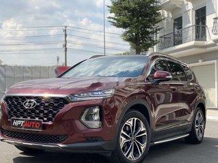 Bán xe Hyundai Santa Fe năm 2019, màu đỏ