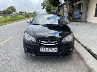 Cần bán xe Hyundai Avante sản xuất 2012, màu đen, nhập khẩu, giá chỉ 260 triệu