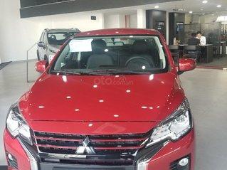 Bán Mitsubishi Attrage 2020 CVT trả trước 100 triệu nhận xe ngay + kèm nhiều quà tặng cực kì hấp dẫn