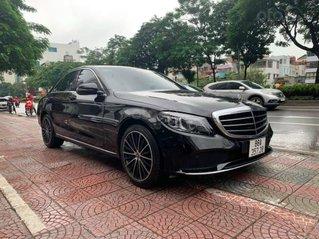Bán xe Mercedes C200 fom mới - Bản EX thay thế C250 sx 2019 màu đen đi chuẩn 10.000 km