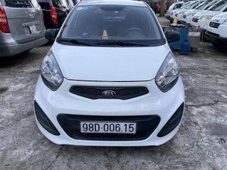 Bán Kia Moning Van 2 chỗ, xe nhập SX 2014, đăng ký lần đầu 2017, số tự động