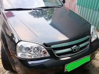 Xe Daewoo Lacetti sản xuất năm 2009, màu đen còn mới giá cạnh tranh