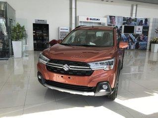 Suzuki Quận 12 giảm giá xe XL7 màu cam lên đến 20 triệu LH ngay, lãi suất 0%