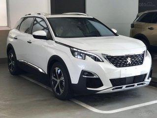 Peugeot Hải Dương 3008 AL (bản full) - màu trắng hiếm - xe sẵn, giao ngay. Giảm giá - giảm thuế