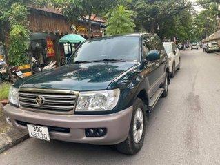 Bán Toyota Land Cruiser sản xuất năm 2005 chính chủ, 535 triệu
