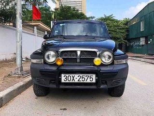 Cần bán xe Ssangyong Korando năm 2005, màu đen, xe nhập còn mới
