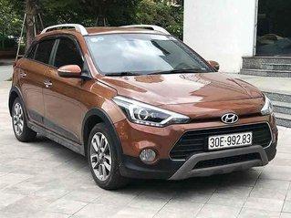Xe Hyundai i20 Active sản xuất năm 2017, màu nâu, xe nhập còn mới