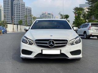 Bán Mercedes - Benz E250 AMG sản xuất năm 2015, màu trắng siêu mới