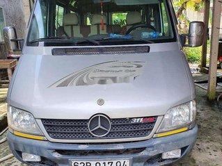 Bán Mercedes Sprinter sản xuất năm 2007, màu bạc, nhập khẩu